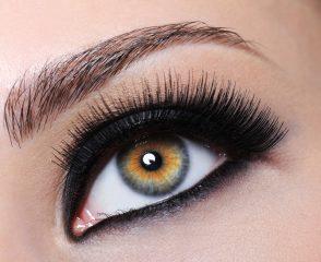 Avoir des yeux de velours