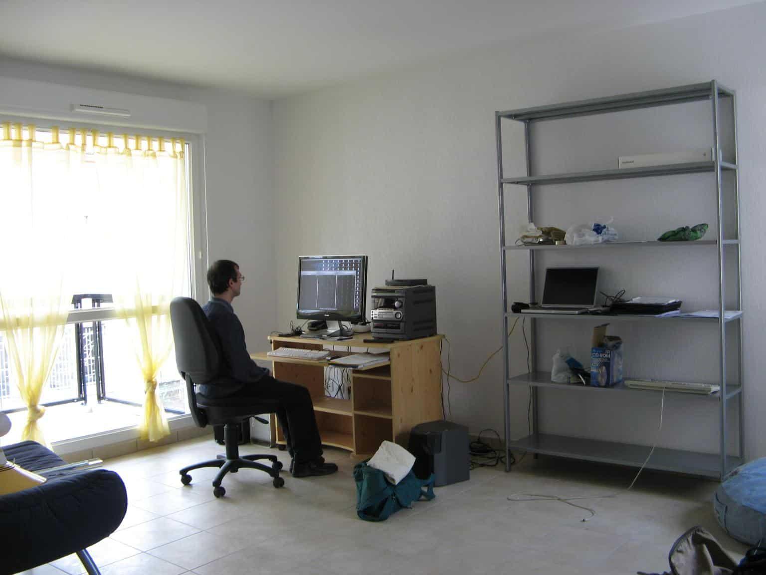 je mise sur la proximit pour louer appartement. Black Bedroom Furniture Sets. Home Design Ideas