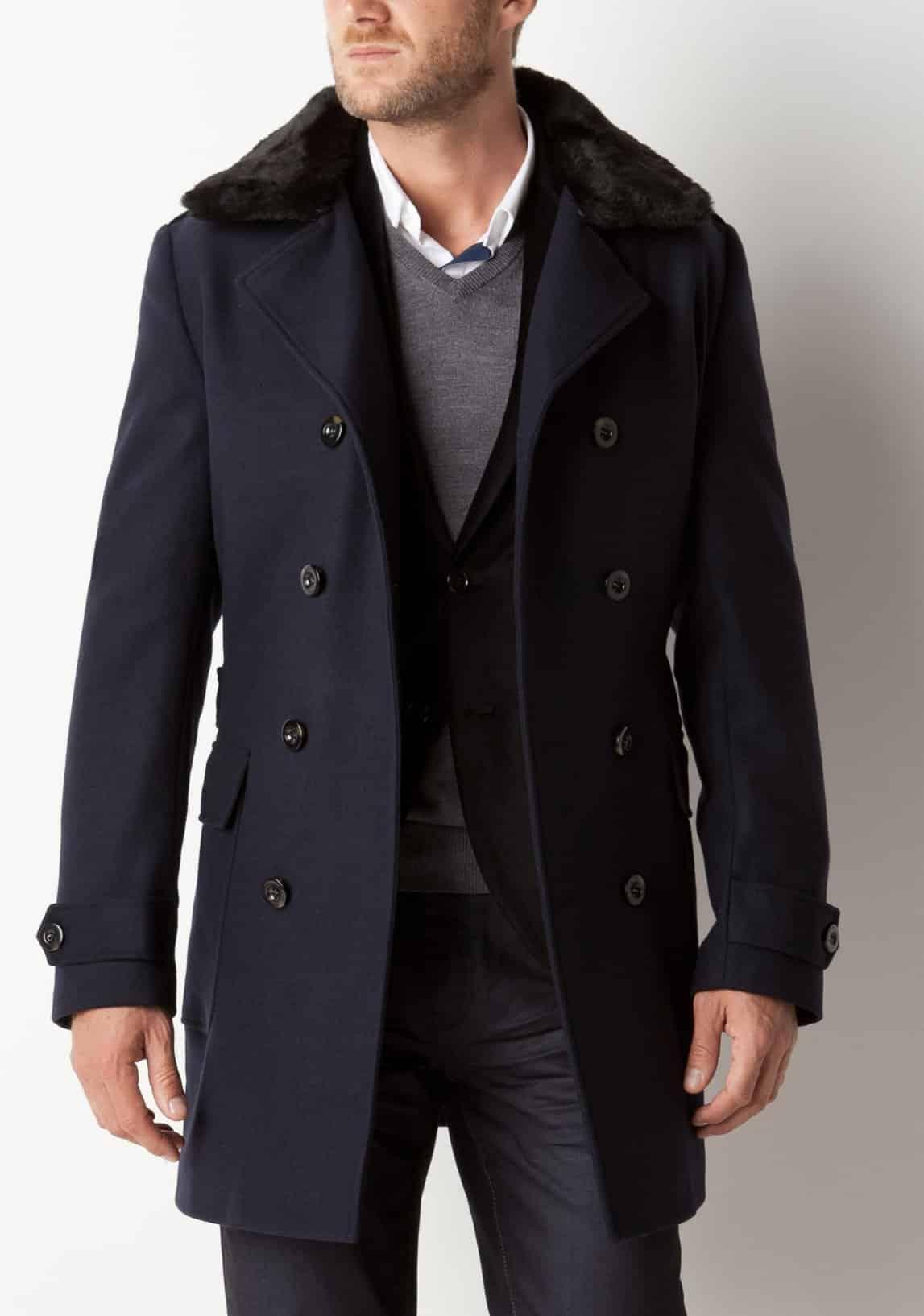 Manteau pour homme   quelques astuces afin de faire le bon choix c640eba6e7ef