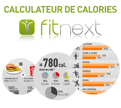 calculateur calories