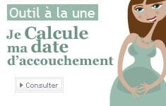 calculer la date d accouchement