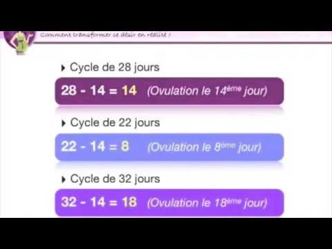 calculer son cycle