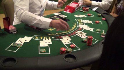 Pour combattre le croupier au blackjack