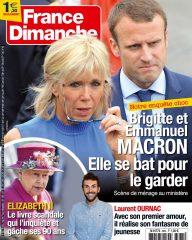 France dimanche magazine, une vraie référence à mes yeux