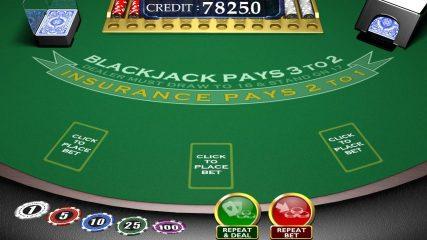 Blackjack en ligne : compter sur sa chance et sa stratégie
